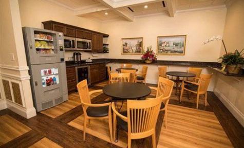 Funeral Home Kitchen Area - San Antonio