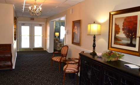 RJ Slater IV Funeral Home & Cremation Service – Funeral Home Interior - New Kensington, PA