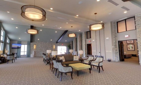 Columbus, OH – Funeral Home Receiving Area