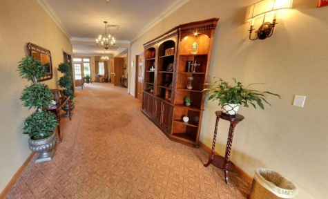 Schoedinger Funeral and Cremation Service – Northeast – Funeral Home Interior