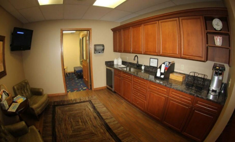 Schoedinger Funeral and Cremation Service - Northeast - Pantry Area