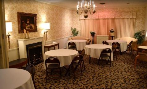 Pray Funeral Home, Inc. – Receiving Area - Charlotte, MI