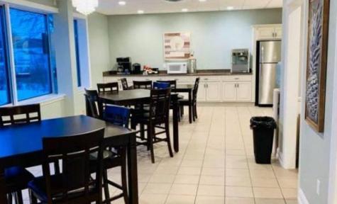 Skorupski Family Funeral Home & Cremation Services – Essexville, MI – Kitchen Area