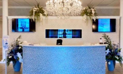 Skorupski Family Funeral Home & Cremation Services – Reception Area – Essexville location
