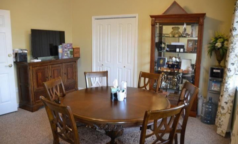 Cone Funeral Home – Bowling Green – Meeting Area