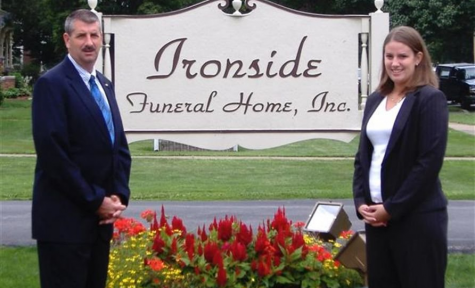 Ironside Funeral Home Inc