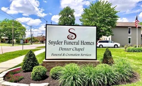 Snyder Funeral Homes, Denzer Chapel