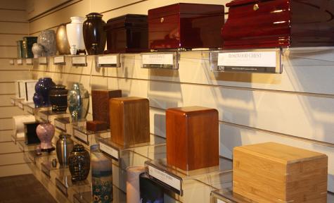 Darte Funeral Home - Selection Room