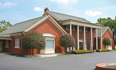 Wilson St. Pierre Funeral Service & Crematory - Greenwood Chapel