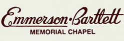 EMMERSON-BARTLETT MEMORIAL CHAPEL