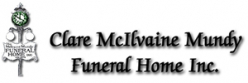 Clare McIlvaine Mundy Funeral Home Inc.