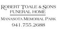 Robert Toale and Sons Funeral Home at Manasota Memorial Park