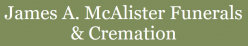 James A. McAlister Funerals & Cremation