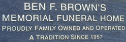 Brown's Memorial Funeral Home, Inc.