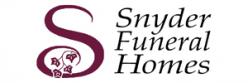 Snyder Funeral Homes, Gunder/Hall Chapel