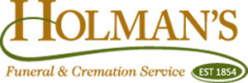 Holman's Funeral & Cremation Service