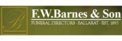 F.W Barnes & Sons