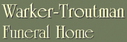 Warker-Troutman Funeral Home