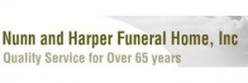 Nunn and Harper Funeral Home Inc