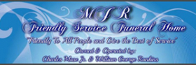 MJR Friendly Service Funeral Home ©