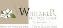 Whitaker Funeral Home