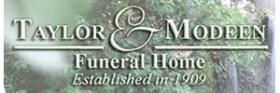 Taylor & Modeen Funeral Home