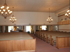 Daniels Family Funeral Services, Wyoming Chapel