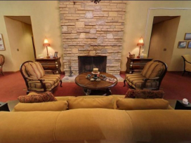 Columbus, OH – Funeral Home Foyer