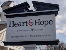 Funeral services offered by Heart & Hope Funeral Home by Schoedinger – Hilltop