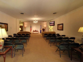 Funeral Viewing by Heart & Hope Funeral Home by Schoedinger – Hilltop