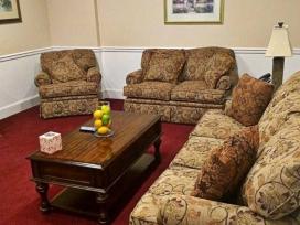 John F. Givnish Funeral Home – Family Retreat Private Lounge - Philadelphia