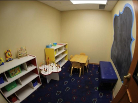 Gahanna, OH – Funeral Home Children's Playroom