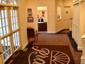 Pray Funeral Home, Inc. - Charlotte, MI – Reception Area