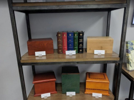 Urn Choices by Rochester Cremation in Rochester, NY