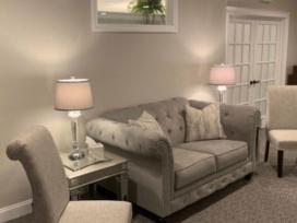 Skorupski Family Funeral Home & Cremation Services – Guest Lounge - Essexville, MI