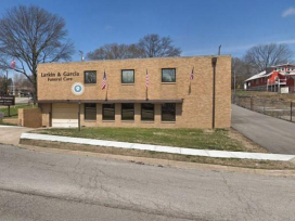 Cremation with Memorial Service held here at Larkin & Garcia Funeral Care in Kansas City