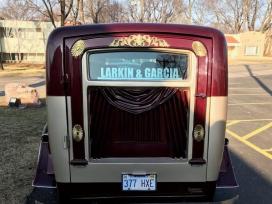 Funeral Hearse by Larkin & Garcia Funeral Care in Kansas City, KS