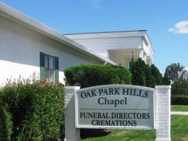 Oak Park Hills Chapel - Magleby Family Northern California