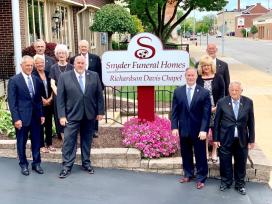 Snyder Funeral Homes, Richardson Davis Chapel
