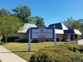 Labby Memorial Funeral Home - Leesville