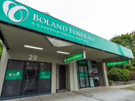 Boland Funerals a Guardian Funeral Provider