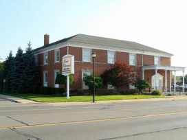 Howe-Peterson Funeral Home - Dearborn Chapel
