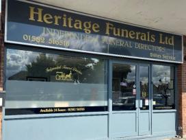 Heritage Funerals Ltd