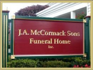 J.A. McCormack Sons Funeral Home