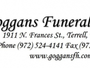Goggans Funeral Home